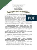 Categorías Gramaticales CIVIL PDF