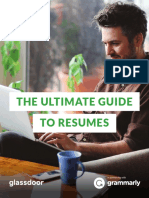 Ultimate Guide to Resumes Binder