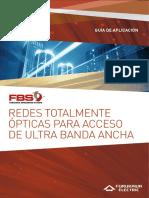 Guia de Aplicacao FTTx Esp Web