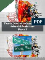 Danilo Díaz Granados - Teoría Diádica de La Moral y El Éxito Del Feminismo, Parte I