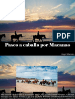 Ángel Marcano - Paseo a Caballo PorMacanao