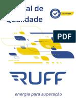 1-Manual Qualidade RUFF