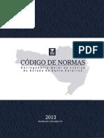 Código de Normas CGJ