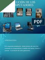 Historia y Evolución de los PC