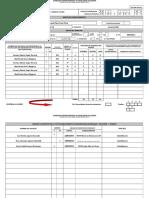 Boleta de Recoleccion Datos Sector Oficial 2016