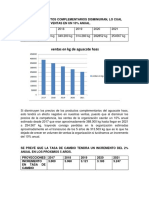 Evidencia 8 Proyecciones de Mercado