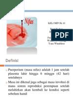 KEL 16- 16 Obgyn Nifas