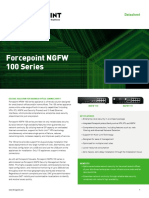 Datasheet Forcepoint Ngfw 110