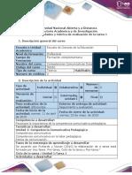 Guía de Actividades y Rúbrica de Evaluación - Tarea 1 - Competencia Comunicativa Pedagógica (2)