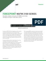 Datasheet Forcepoint Ngfw 2101