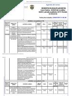 Agenda - Neuropsicologia (Plan Nuevo) - 2019 i Periodo 16-02 (612) Solicitud 001
