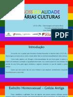 Homossexualidade Em Várias Culturas