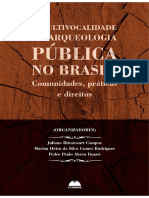 A Multivocalidade Da Arqueologia Publica