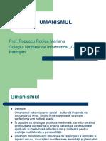 umanismul (1)