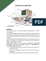 Arquitectura de La Computadora