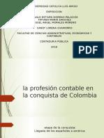 Colonia y Republica en Colombia