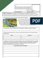 Prueba Ciencias Ecosistemas 4º 2019