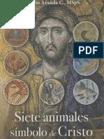 Alberto Aranda Cervantes - Siete Animales Símbolo de Cristo