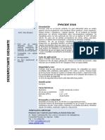 Hoja Tecnica Del PYSCIDE 3318