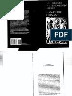 Los Origenes Del Pensamiento Griego de Vernant HISTORIA MUNDIAL 1