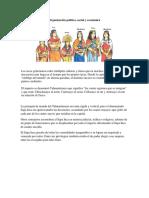 Organización Política INCA