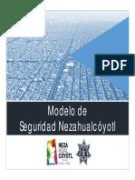 Modelo de Seguridad Nezahualcoyotl