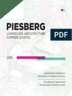 Piesberg - Landscape Architecture Summer School