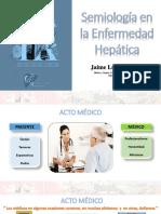 La Semiologia de La Enfermedad Hepatica (Jaime Leyva Tejada)