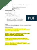 Revisión  Osteopetrosis