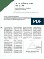 Dietoterapia De Las Enfermedades Cardiovasculares ECV