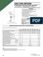 MPG060 Data Sheet