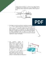 Deber 20 Problemas Completo Cap 22 Ley de Gauss - Copia