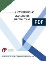 GUÍA N°3 CONDUCTIVIDAD DE LAS DISOLUCIONES ELECTROLÍTICAS-1