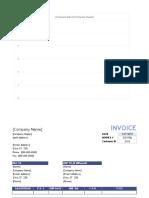 Sales Invoice 7