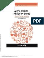 Alimentación, Higiene y Salud Manual Para Maestros ---- (Pg 1--141)