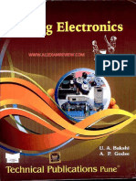 Analog Electronics by Godse and Bakhsi WWW.alleXAMREVIEW.com