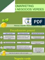 Criterios de Negocios Verdes