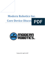 Core Device Discovery User Guide