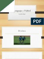 Lenguaje y Fútbol