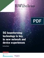 5G Beamforming
