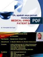 Medical Error Pim 2