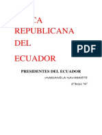 Época Republicana