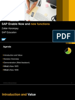 01 SAP Enable Now Whats New ZK
