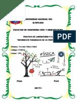 Movimiento Paravolico de Un Proyectil (2)
