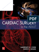 Cardiac Surgery in the Adult -1-23