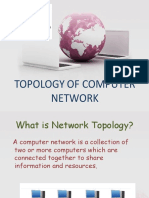 Topology of Computers