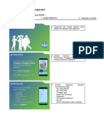Tutorial - Update Faskes Tingak 1 Sesuai Kedudukan BPJS Kesehatan