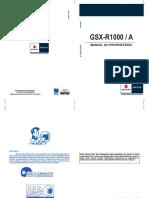99011B17K50A01A -  GSX-R1000A