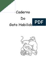 Caderno Do Gato