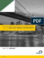 Mega Digital Transformation